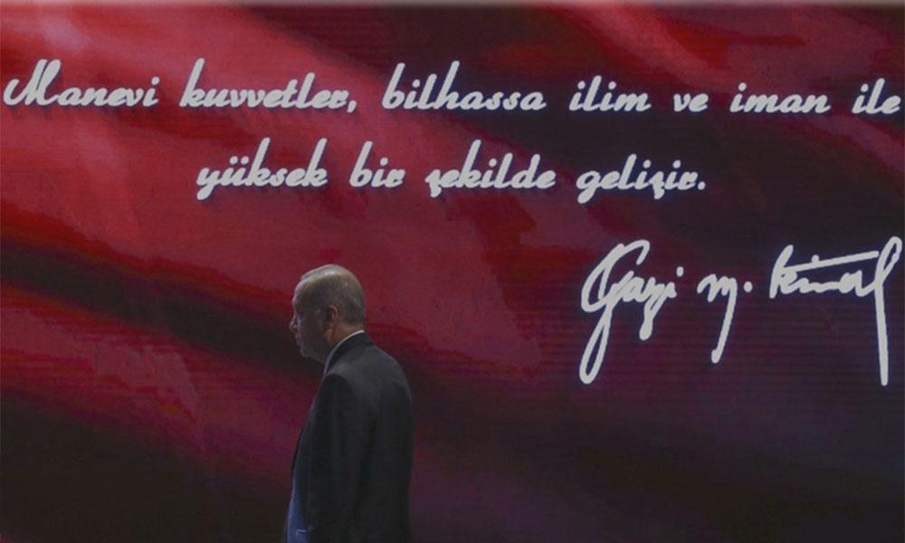 AKP'li belediyenin 10 Kasım paylaşımına büyük tepki…