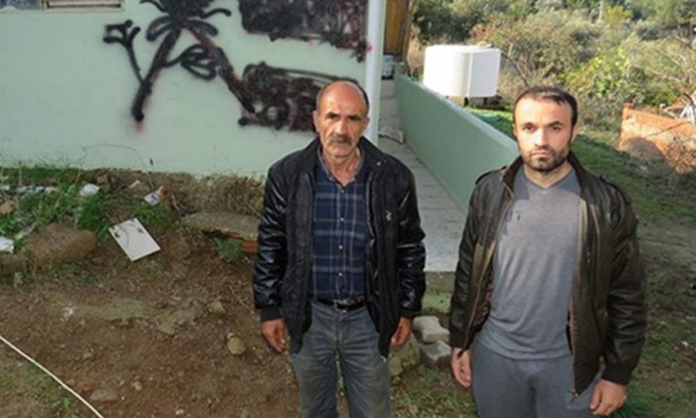 İzmir'de evi işaretlenen Alevi aile: Belediyeyle tartışmamızdan sonra bu olay oldu