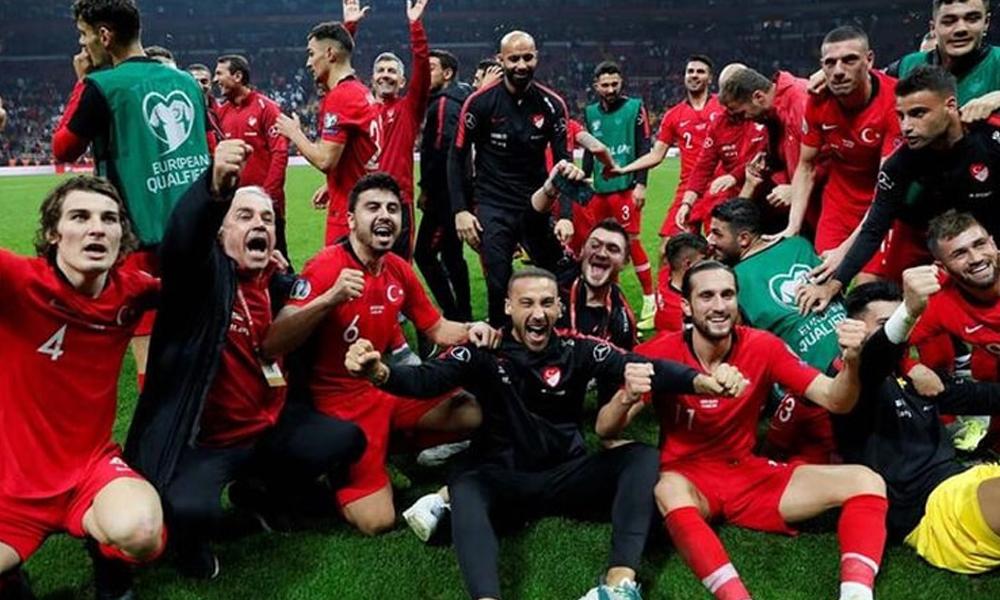 A Milli Takım'da 9 futbolcu kadrodan çıkartıldı