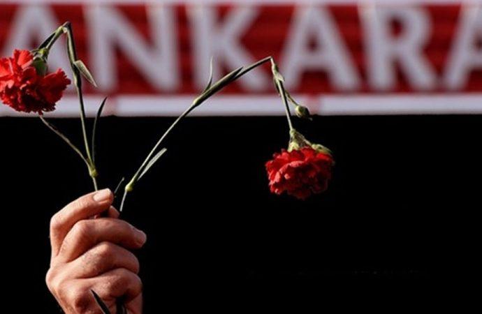 Ankara Garı Katliamı'nın 49. ayında yaşamını yitirenler anıldı: '6 ay içinde anıtla buluşacağız'