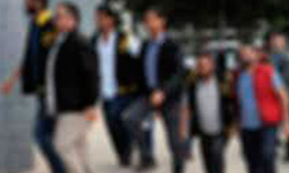 Sarallar'a operasyon: Çok sayıda kişi gözaltında