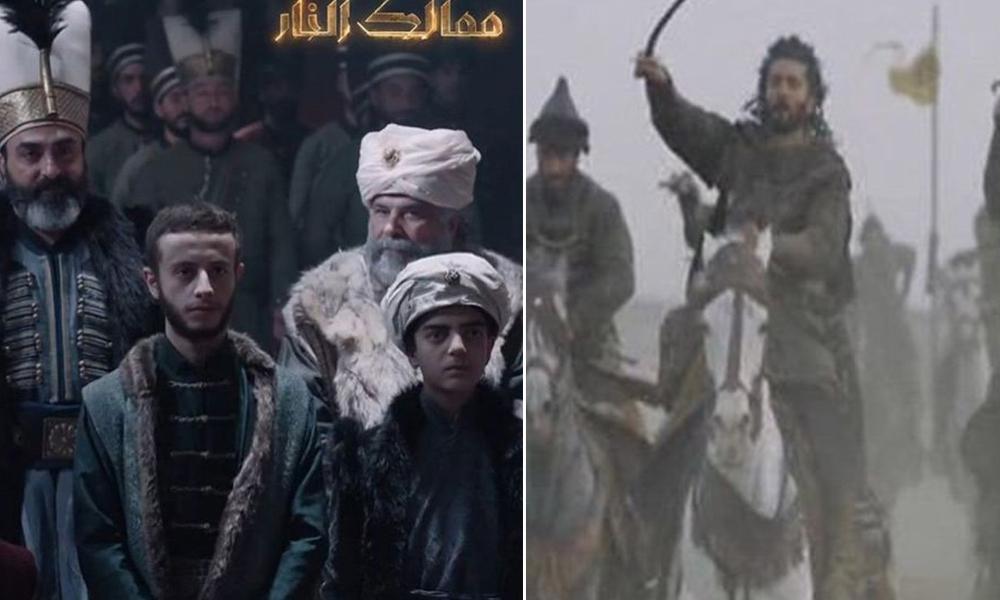 BAE ve Suudi Arabistan'dan 'Osmanlı' karşıtı dizi
