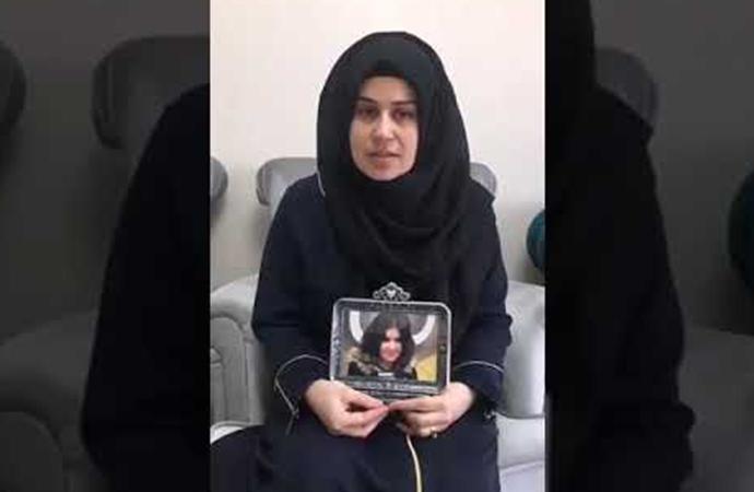 Rabia Naz'ın annesi 'Benim devletim nerede?' diye sorunca evi polis tarafından basıldı!