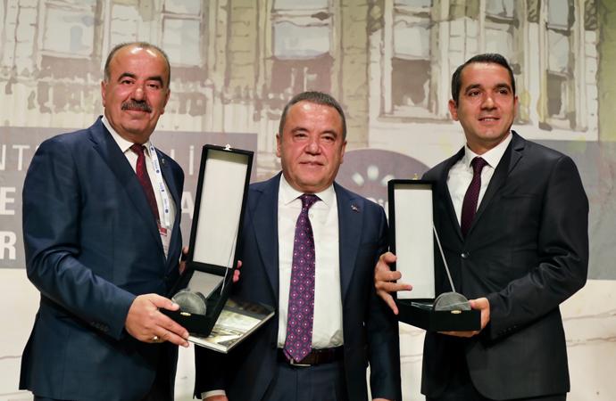 Tarihi Kentler Birliği'nin jüri özel ödülü Mudanya'nın