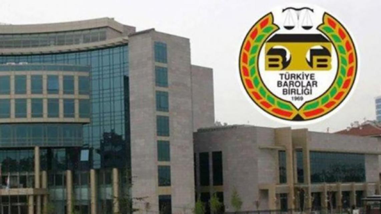 Türkiye Barolar Birliği'nden istifa etti: 'Hukuksuzluğun parçası olabilirdim'