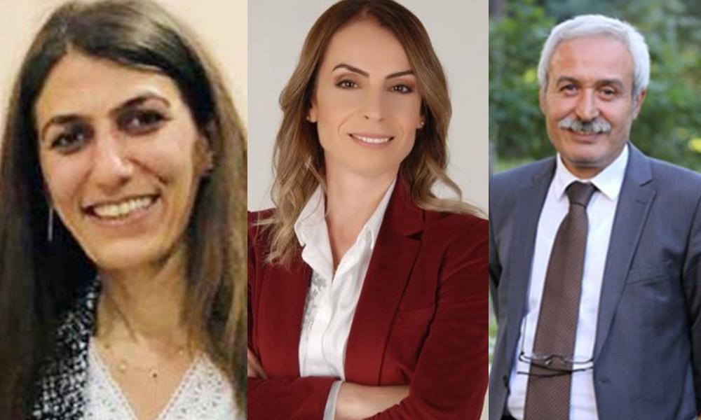 HDP'li Mızraklı, Yılmaz ve Nazlıer'e 10 saat boyunca kelepçeli sevk… Mola dahi verilmedi!