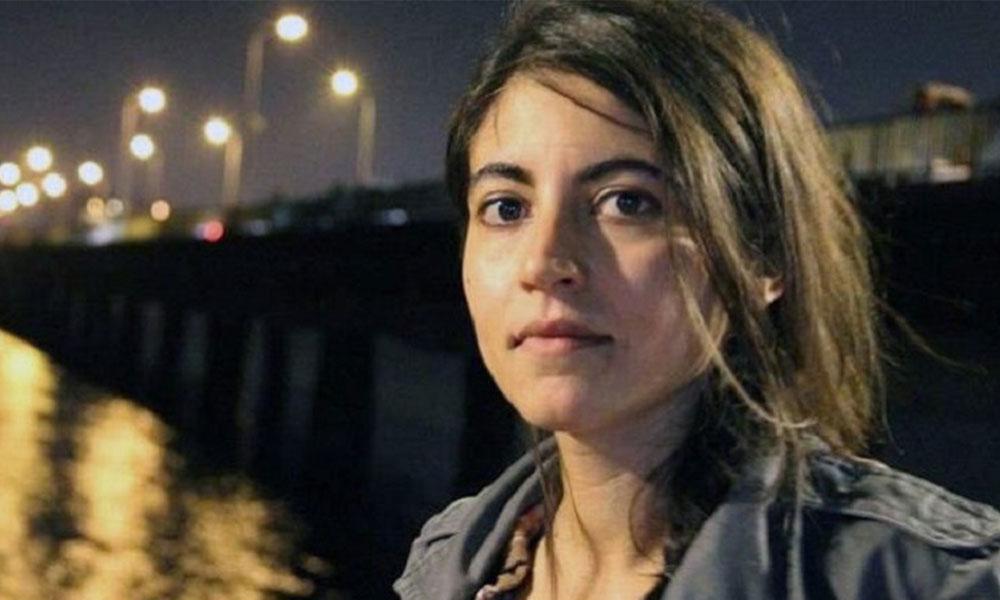 Gazeteci Berivan Altan'a gözaltı
