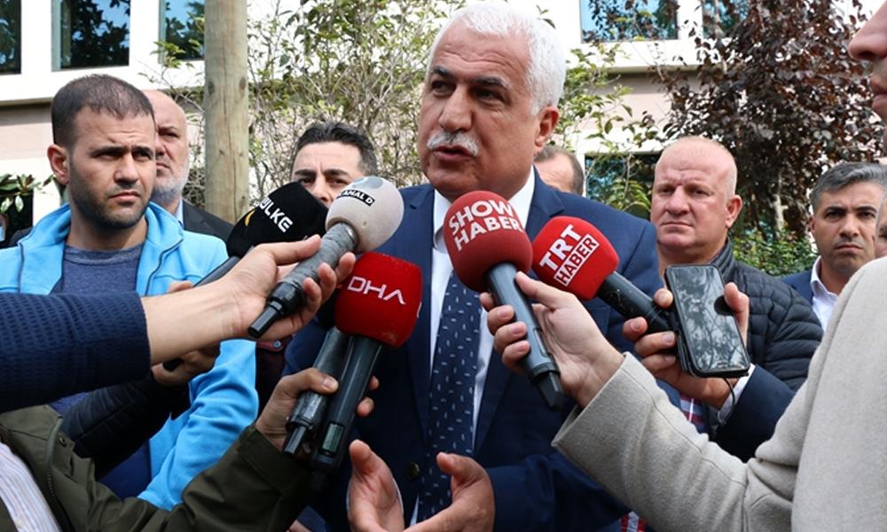 Halk Otobüsleri başkan vekili Beşiktaş'ta durağa dalan şoförü bakın nasıl savundu