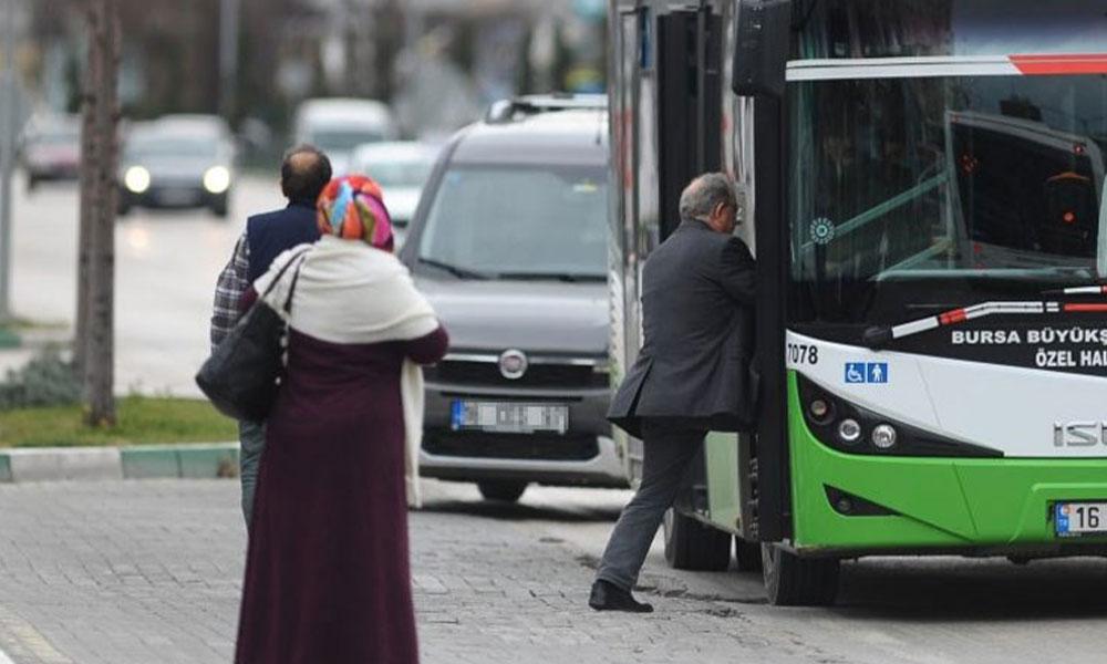 AKP'li belediyeden emeklilere 'BUKART' dayatması