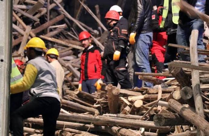 Mühendise ölüme götüren ihmal! Cami inşaatındaki usulsüzlük ortaya çıktı