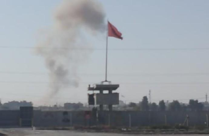 Barış Pınarı Harekatı bölgesinde yer alan Tel Abyad'da bombalı saldırı: 4 ölü, 26yaralı