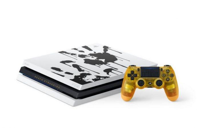 Death Stranding temalı PlayStation 4 Pro satışta