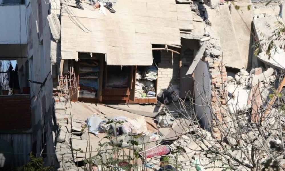Arnavutluk'taki depremde ölenlerin sayısı 45'e yükseldi, yüzlerce yaralı var!