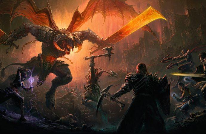 Diablo Immortal için yeni bir oynanış videosu yayınlandı