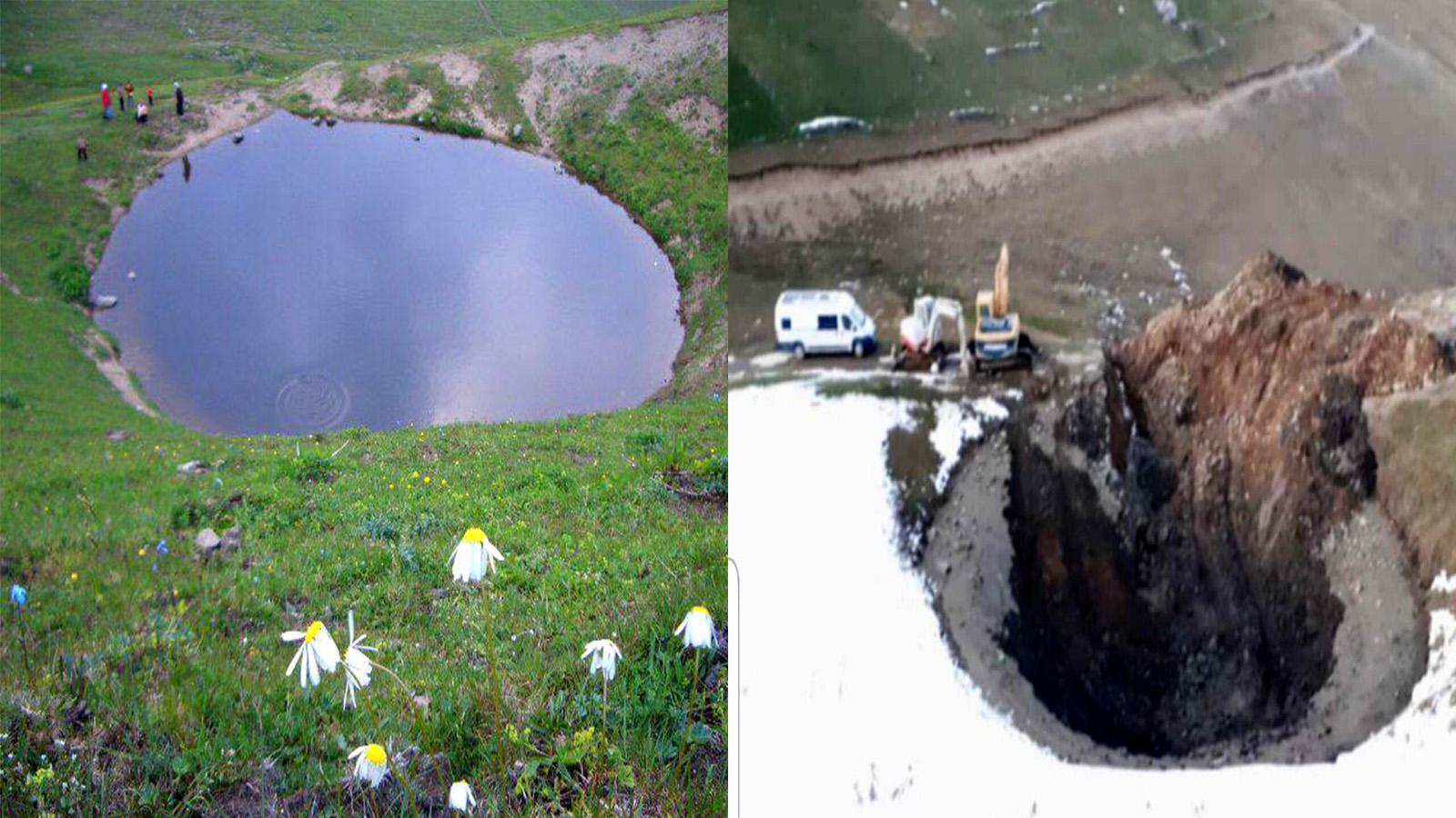 Yasal izinle yok edilen Dipsiz Göl ile ilgili çarpıcı rapor!