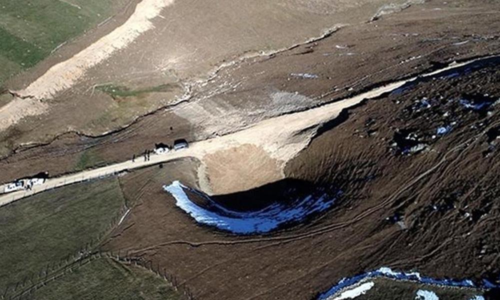 'Dipsiz Göl'ün eski haline dönmesi mümkün değil'