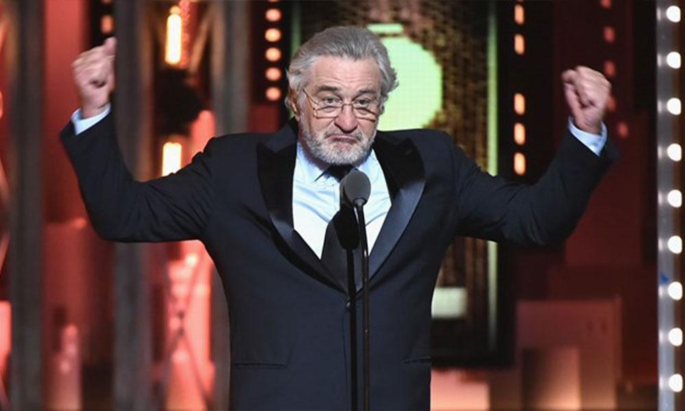 Robert De Niro'ya büyük ödül