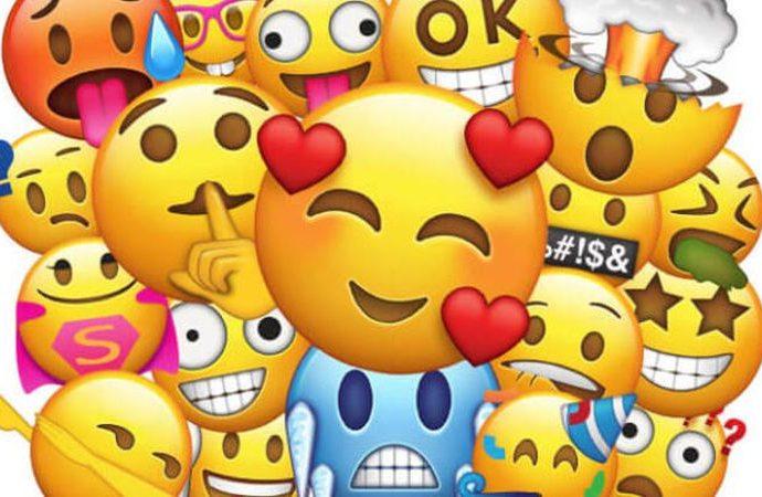 En çok kullanılan emojiler hangileri?