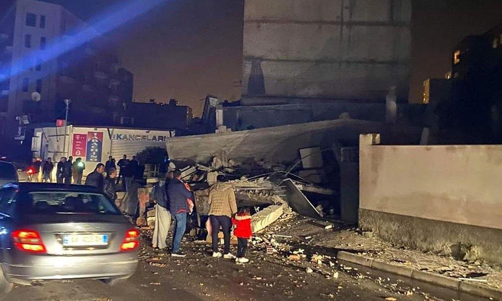 Büyükelçilikten açıklama! Depremde Türklerin kaldığı otel çöktü