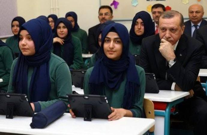 'Dindar ve kindar' nesil hedefine ulaşamayan AKP, 'toplumsal barış' ve huzur için Diyanet'i görevlendirdi!