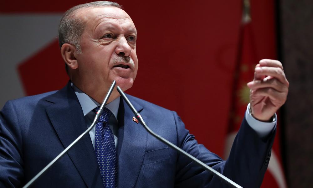 Erdoğan yatırımcılara seslendi: Lütfen devam edin