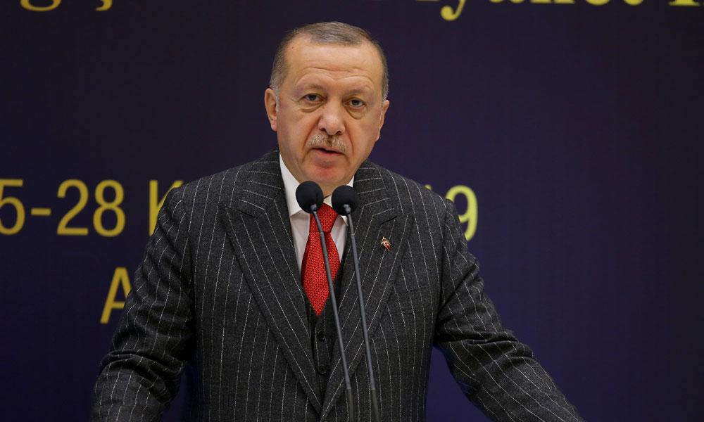 Erdoğan, Atatürk ve İnönü'yü hedef aldı: Hayatın merkezine dini hükümleri yerleştireceğiz