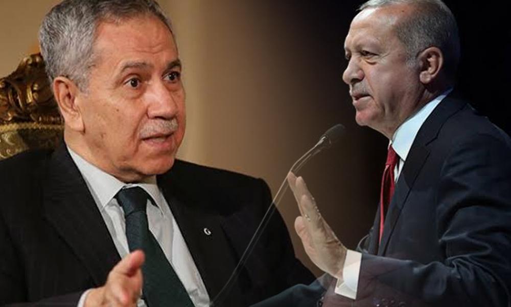 Arınç'ın 'Kozmik Oda' itirafına Erdoğan'dan tepki