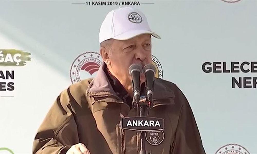 Erdoğan, yine İmamoğlu'nu hedef aldı