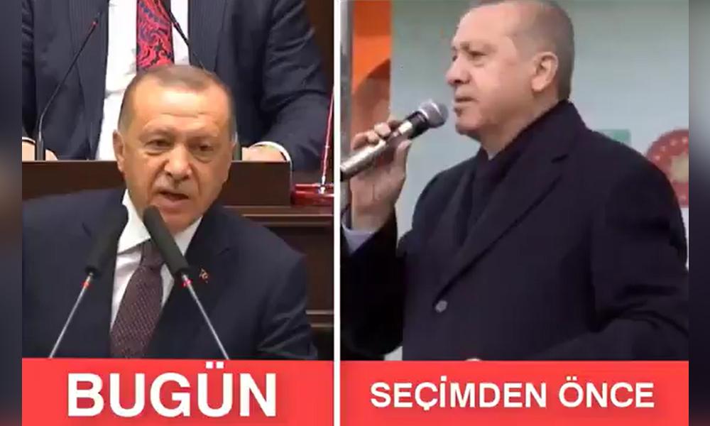 'Su sorununu çözdük' diyen Erdoğan'dan seçimden sonra gelen itiraf!