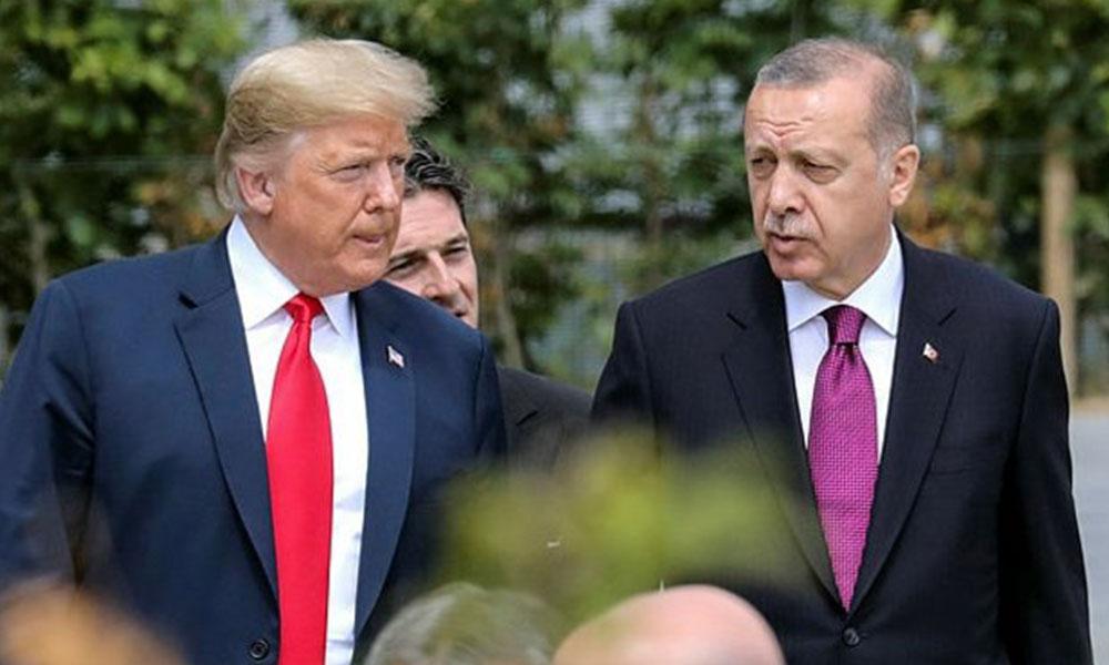 Trump'la Erdoğan arasında geçen ilginç diyalog: Ben çorbamı içmeye başlıyorum…