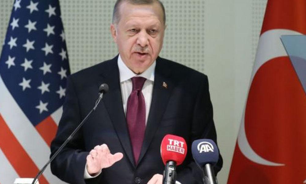 Erdoğan, Ermenileri göçebe yaptı