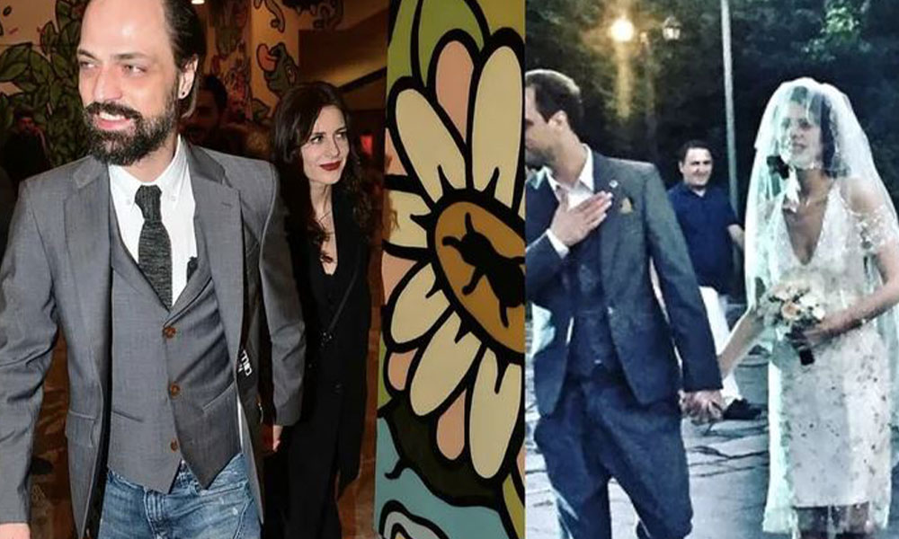 Oyuncu Ebru Özkan'ın eşi Ertan Saban bir kadınla yakalandı!