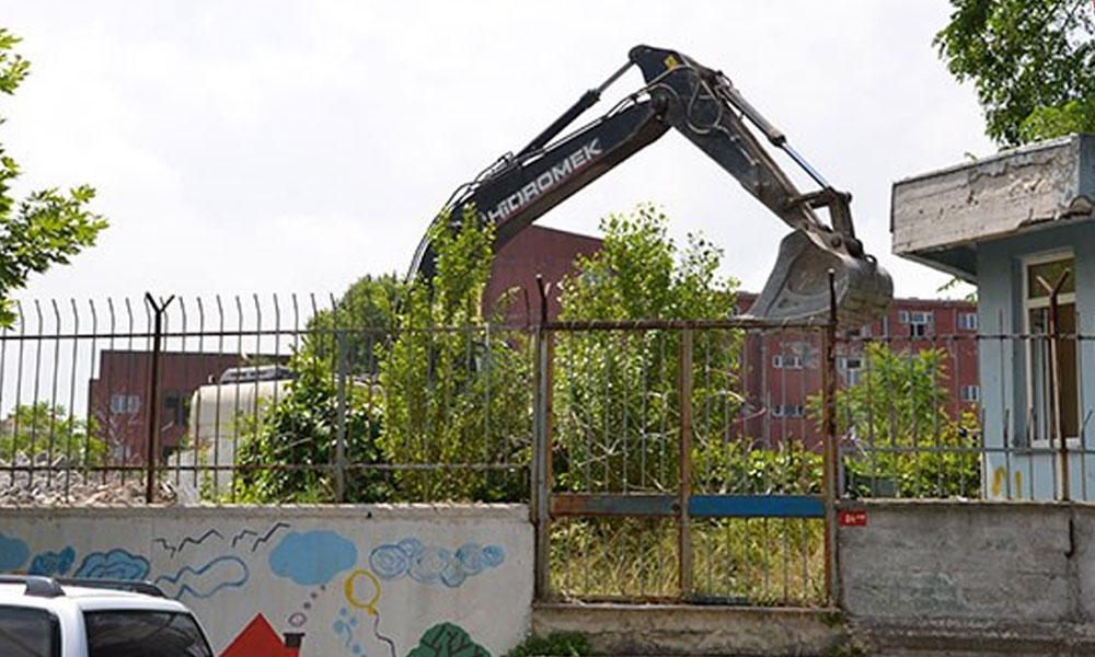 'Günün güzel haberi' Etiler polis okulu arazisinin imar planları iptal edildi
