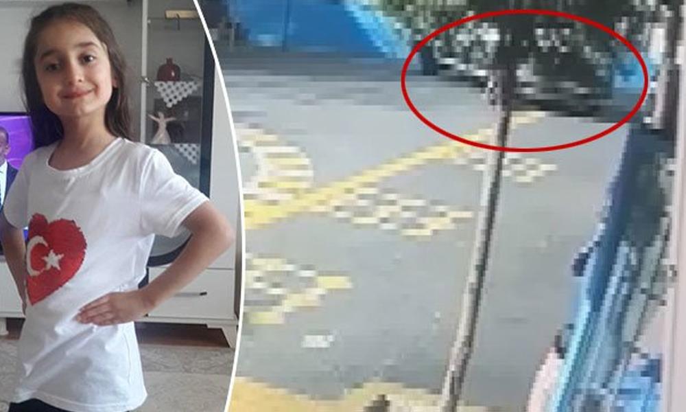 Eylül'ün ölümüne sebep olan servis şoförü tutuklandı