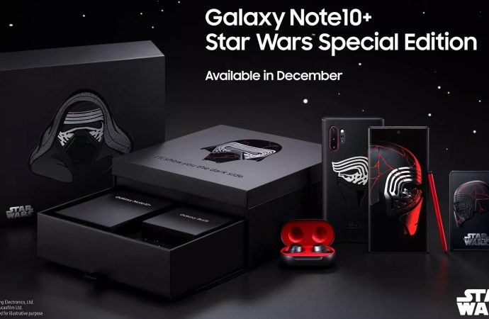 Galaxy Note 10 Plus Star Wars Edition duyuruldu