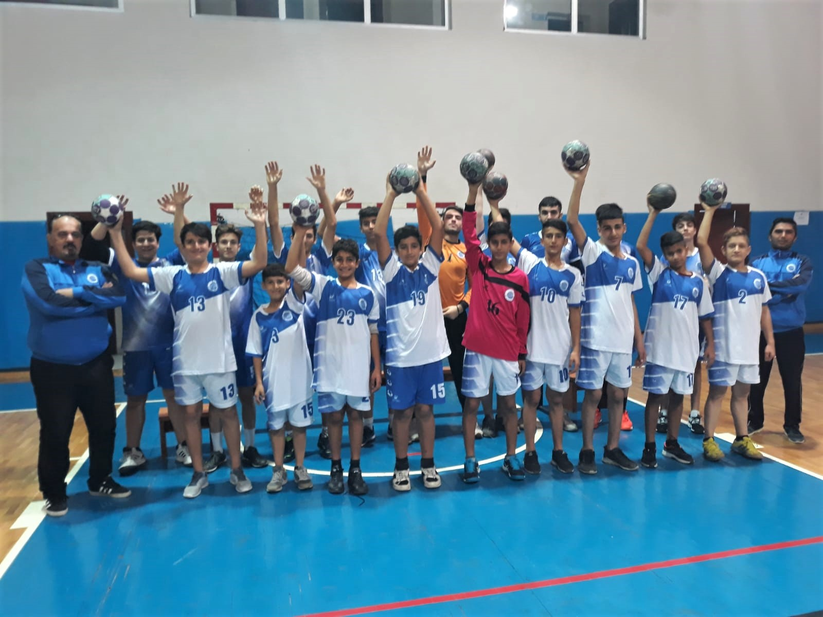 Seyhan'ın genç erkek hentbolcuları 'İl Birincisi' oldu: Hedef, Türkiye şampiyonluğu