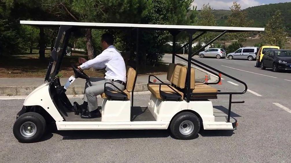 İsrafın böylesi! Golf sahası bulunmayan AKP'li belediye 270 bin liraya golf arabası aldı