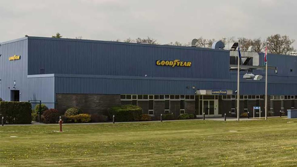 Kocaeli'deki lastik devi Goodyear üretime ara veriyor