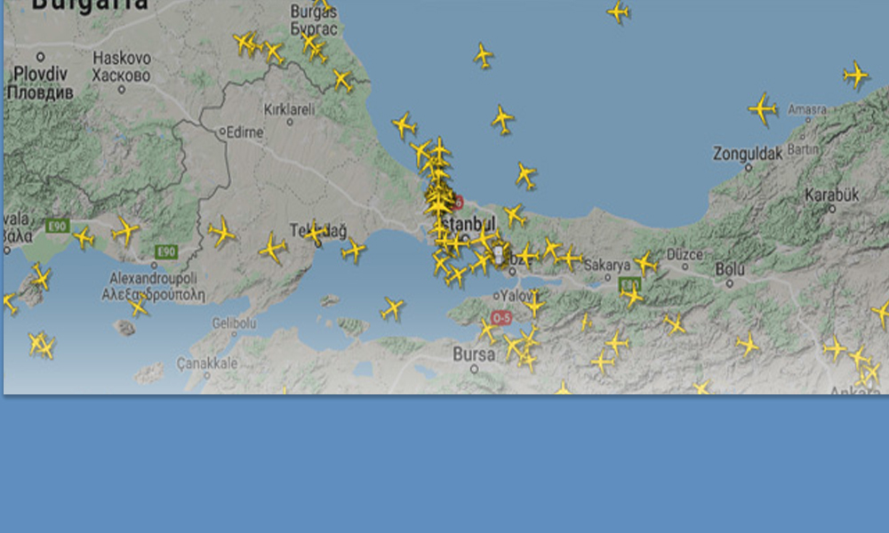 Fransızlar, deneme aşamasındaki sistemi Türkiye'ye sattı. Tüm uçuşların süresi böyle uzadı