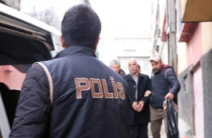 HDP il ve ilçe başkanlıklarına 500 polisli, helikopterli baskın!