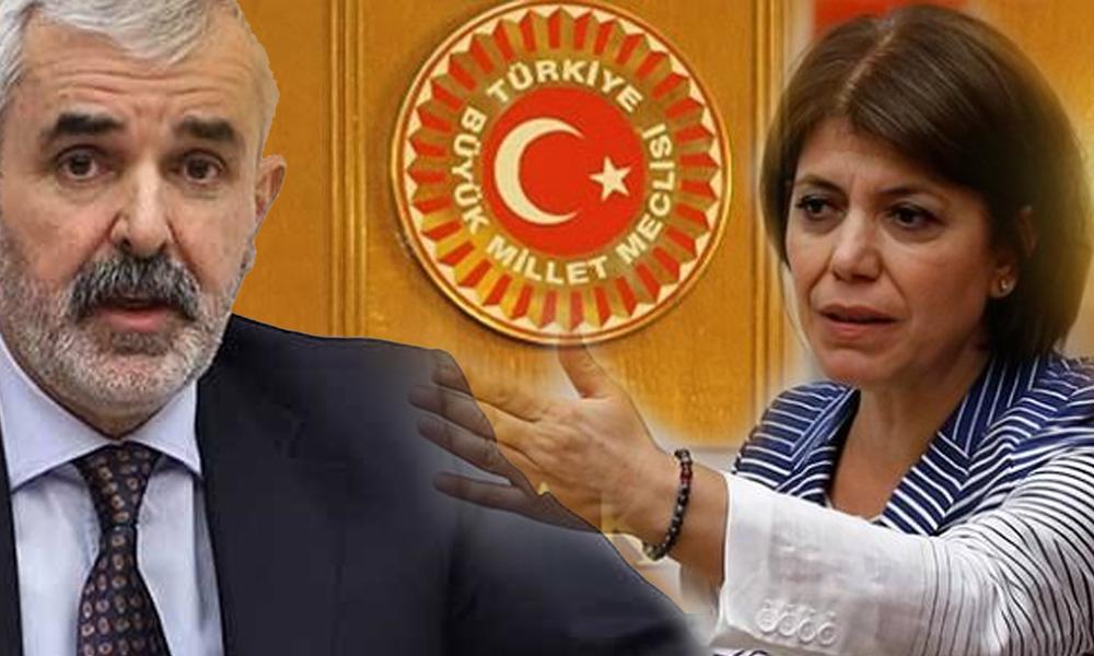 'İt sürüsü' tartışması: MHP'li Sazak özür dilemeyince HDP İnsan Hakları Komisyonu'ndan çekildi