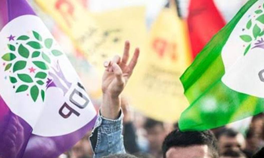 İstanbul'da HDP'li 10 kişi tutuklandı
