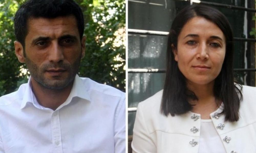 HDP'li belediye eş başkanlarına 'nükleer silahla öldürme' suçlamasıyla dava