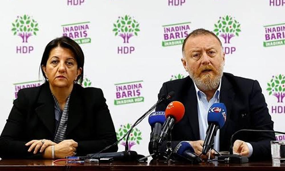 HDP'den erken seçim çağrısı: Bu bir meydan okuma çağrısıdır, hodri meydan diyoruz!