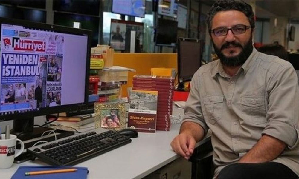 İşten çıkarılan gazeteci Kenan Başaran Hürriyet'te yaşananları teker teker anlattı