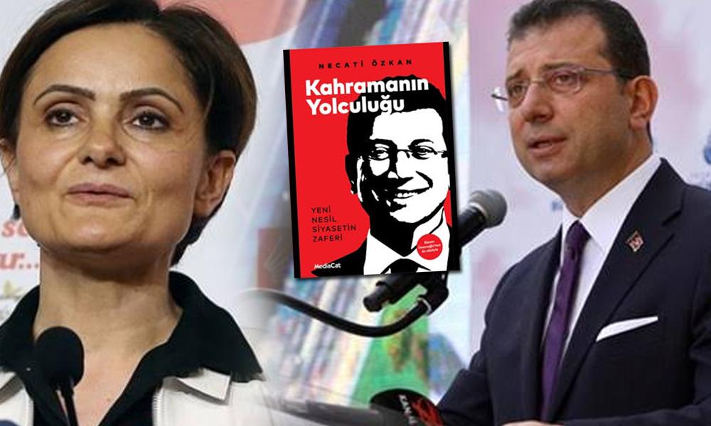 İmamoğlu, Kaftancıoğlu'nun tepki gösterdiği kitap hakkında konuştu: 'Şerh koyuyorum'