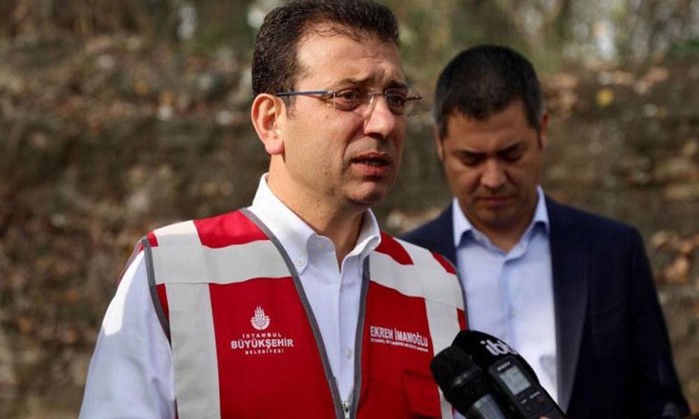 Ekrem İmamoğlu, kurmaylarıyla kampa girdi