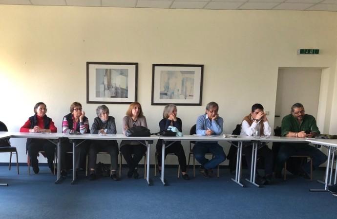 Hamm'lı sosyal demokratlar seminerde buluştu