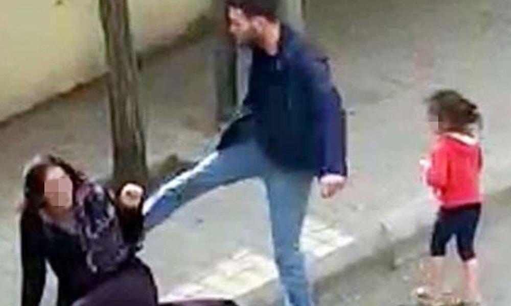 Eşine tekme-tokat saldırmıştı! O kocanın ifadesi pes dedirtti…