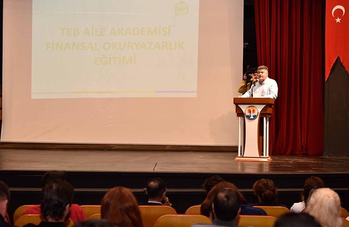 """Büyükşehir'den """"Finansal Okur Yazarlık"""" semineri"""